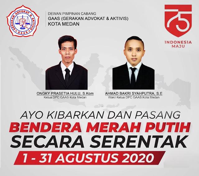 GAAS (Gerakan Advokat & Aktivis) Kota Medan