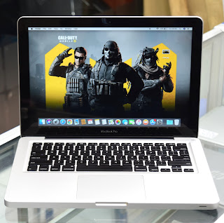 Jual MacBook Pro Core i7 (13-Inchi) A1278 Malang