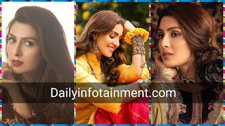 Beauty Queen Ayeza Khan Three Aesthetic Photo Shoots