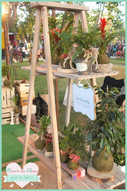 Verdearte en Palo Market Fest Valencia 2017