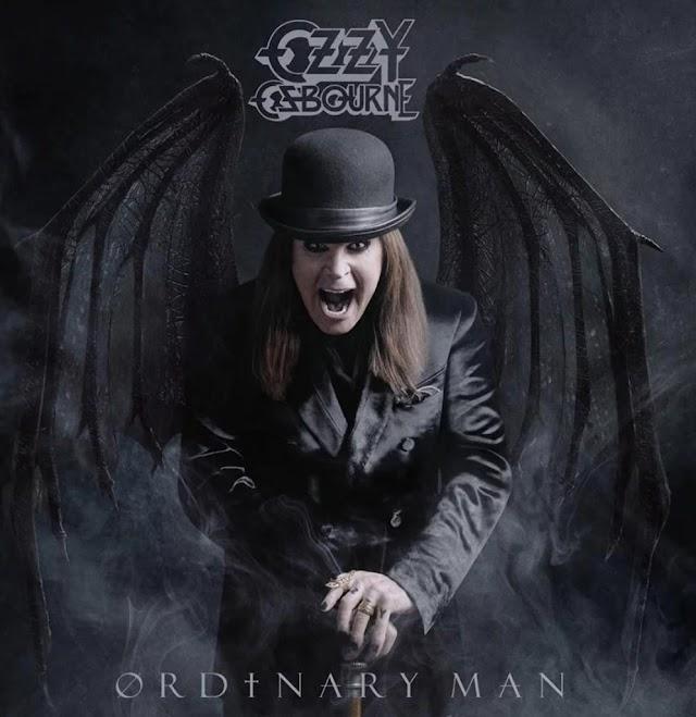 """Ozzy Osbourne lança """"Ordinary Man"""" o 1º disco solo do artista em 10 anos!"""
