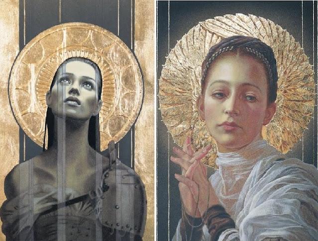 Virgens Santas de Manuel Nunez