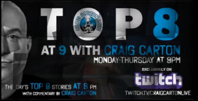 craig carton on twitch
