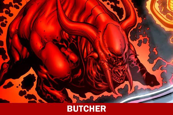 butcher entitas emosional red lantern