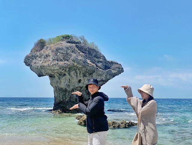 小琉球景點-花瓶岩