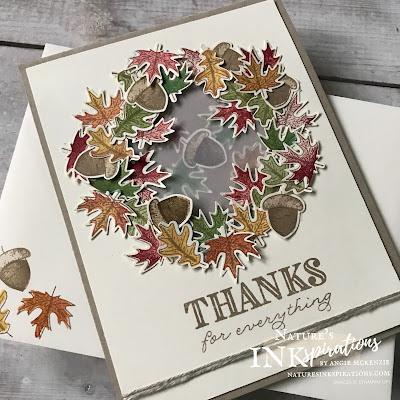 #cardchallenges #handmadecards #josdesignteaminspiration #josttt023 #novembercardchallenge #fallleaves #thankyoucard #ornatethanksstampset #beautifulautumnstampset #autumnpunchpack #beautifulautumnbundle  #cardtechniques #craftwithpurpose #thanksgiving