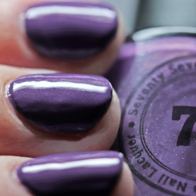 Seventy-Seven Nail Lacquer Sweater Weather