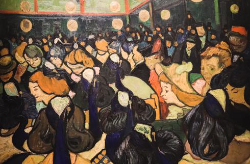 Van Gogh Paintings Paris Musée d'Orsay