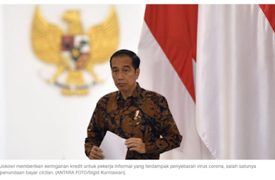 Kabar Gembira! Presiden Jokowi Gratiskan Listrik Selama 3 Bulan