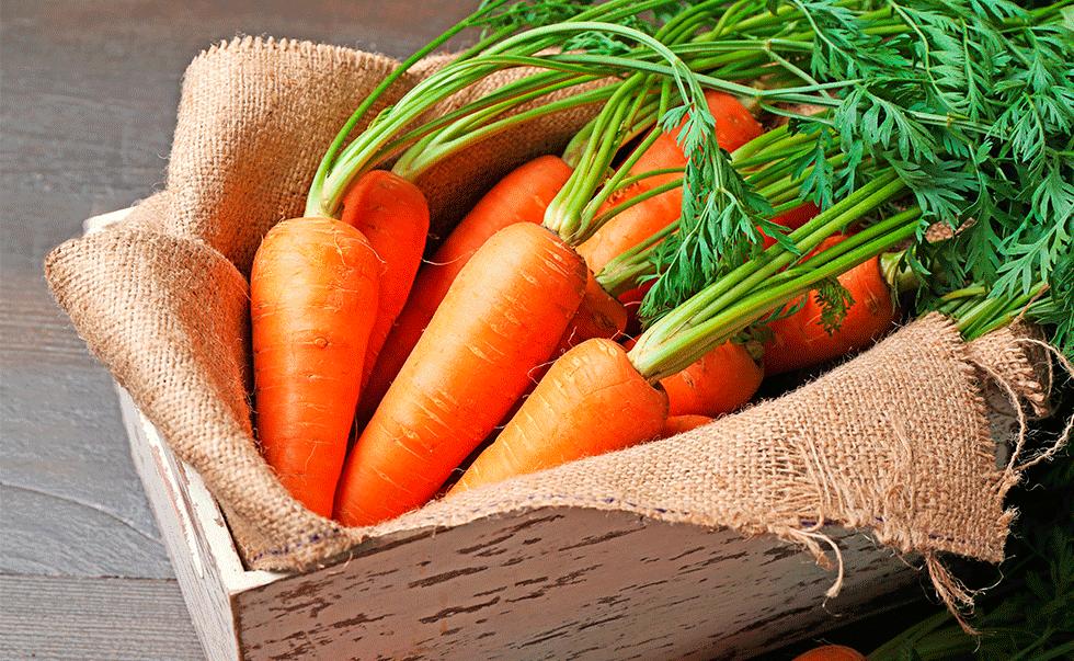 Remedio para la tos con zanahoria