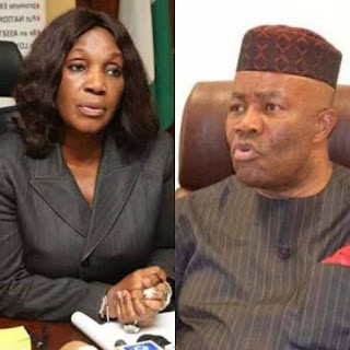 NEWS: I'm the only woman that has slapped Akpabio - Former NDDC Acting MD, Joy Nunieh accuses Minister of Niger Delta Affairs of sexual harassment (video)