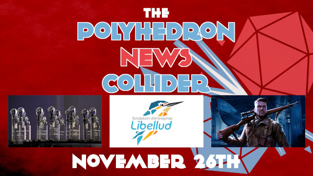 Board Game News Collider TAGIE Toy And Game Innovation Awards Rebellion Unplugged Sniper Elite Lebellud Foundation