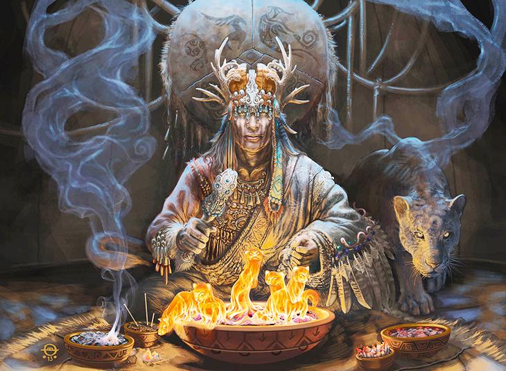 din, şamanizm, şamanizm nedir, gök tanrı inancı, gök tengri, Şamanlık, iyi Tanrı ülgen, kötü Tanrı Erlik, şamanizmde Tanrı, atalar kültü, Şamanizm inancı, Türklerin eski dini, dinler,