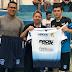 Prefeito Tulio Lemos reitera compromisso com o esporte Macauense e faz entrega de todo material esportivo do Macau Futsal