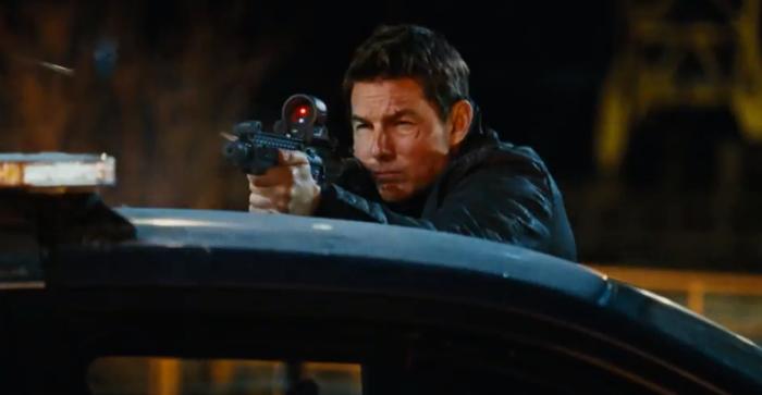 """Mais ação no comercial estendido de """"Jack Reacher: Sem Retorno"""", com Tom Cruise"""