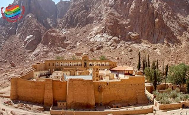 St. Catherine's Monastery - Sharm El Sheikh