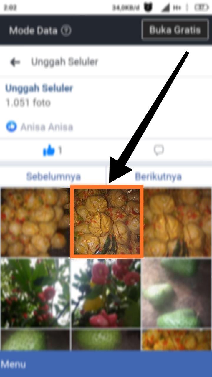 cara menghapus foto unggahan di facebook sekaligus
