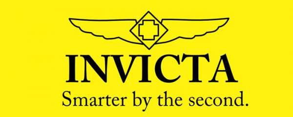 Logo jam tangan Invicta