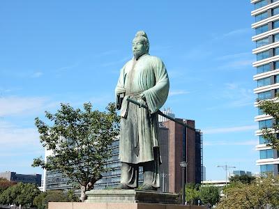 和気清麻呂の銅像