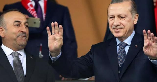 """Το """"μαστίγιο"""" του Ερντογάν και το kazan-kazan του Τσαβούσογλου"""