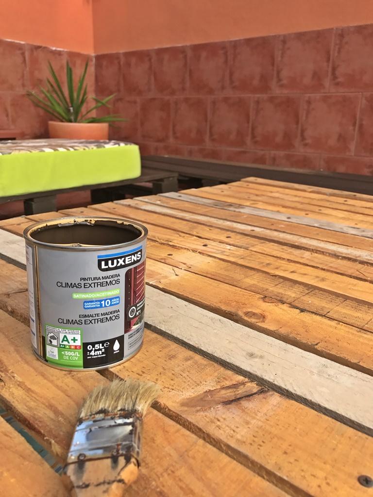 Como preparar la madera para exterior
