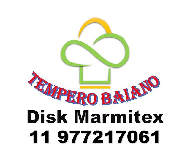 TEMPERO BAIANO DISK MARMITAS