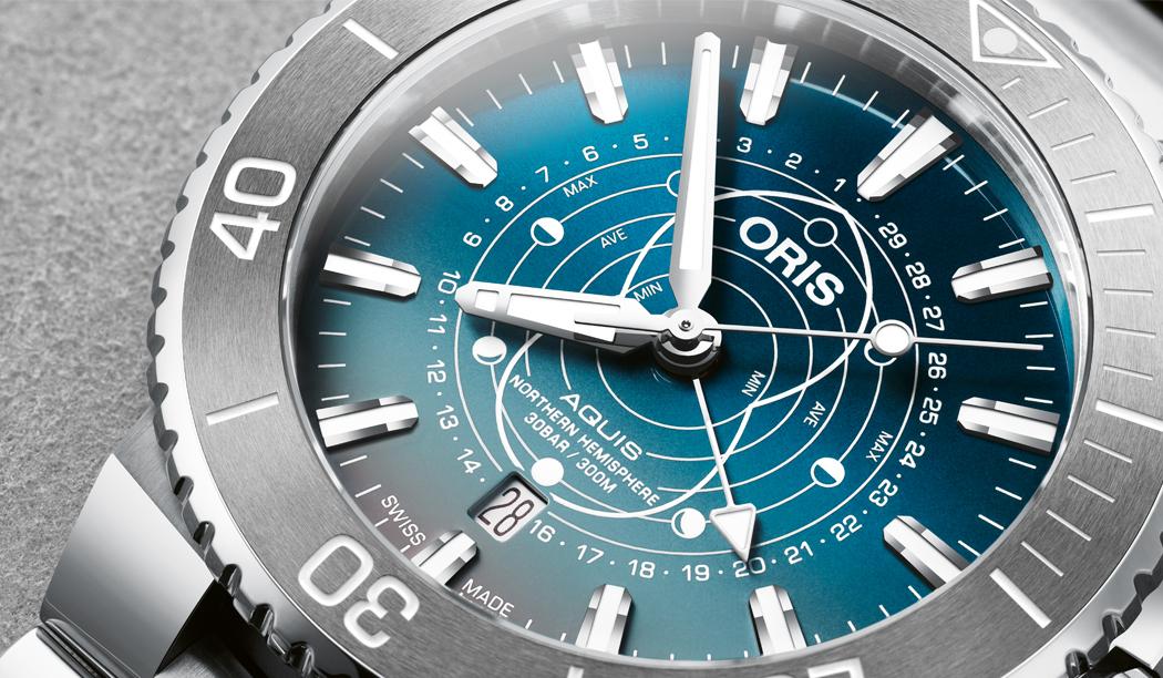 Oris Dat Watt limited edition helps to conserve the Wadden Sea