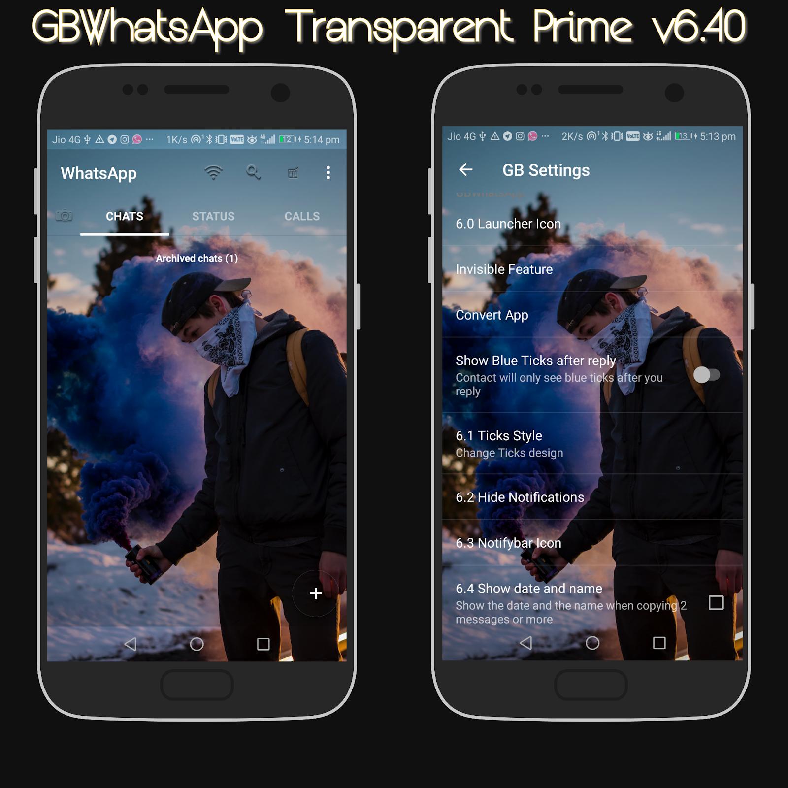💌 Download whatsapp transparente 2019 | Download GBwhatsApp 2019
