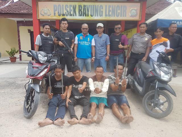 Spesialis Pencuri Sarang Walet Lintas Provinsi Diringkus