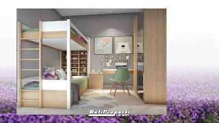 jual rumah lavender puri botanical