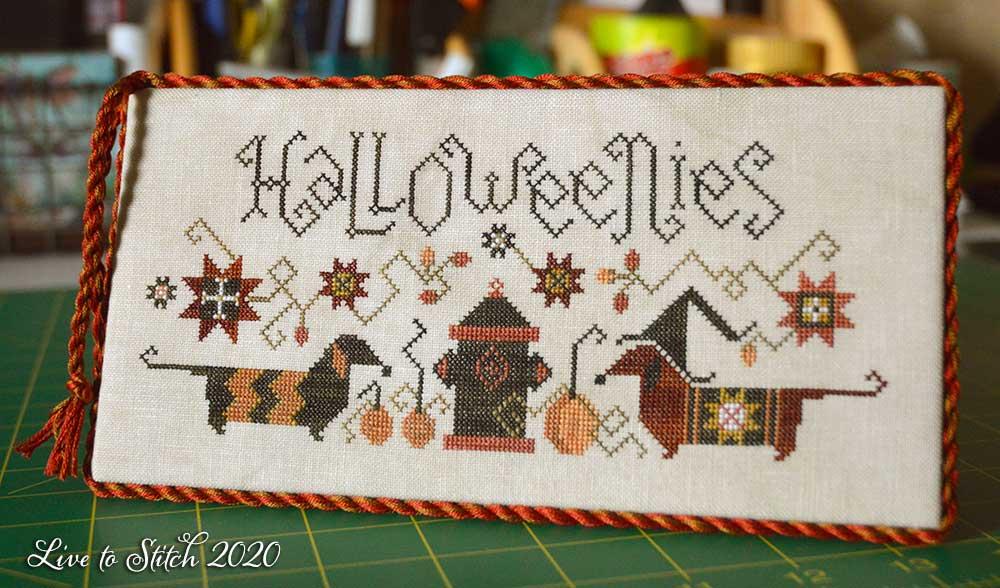 Halloweenies by Plum Street Samplers