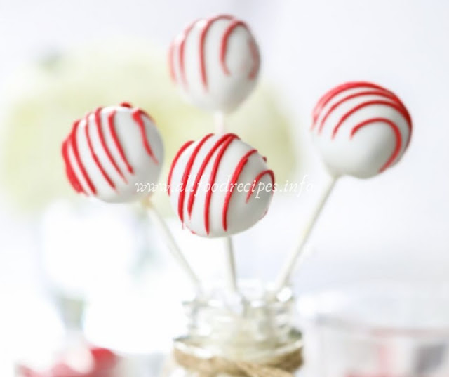 Delicious Red Velvet Cake Pops