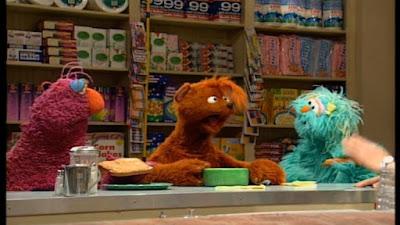 Sesame Street Bye Bye Pacifier Big Kid Stories with Elmo