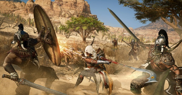 Spesifikasi Assassins Creed Origins