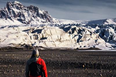 El mayor Parque Nacional de Europa está en Islandia: Vatnajökull
