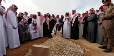 500 Warga Tiongkok Masuk Islam Setelah Melihat Pemakaman Raja Saudi ( Video )