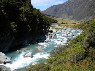 Mount Aspiring, NZ
