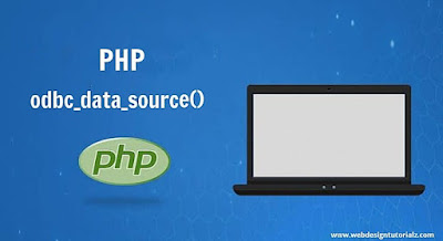 PHP odbc_data_source() Function
