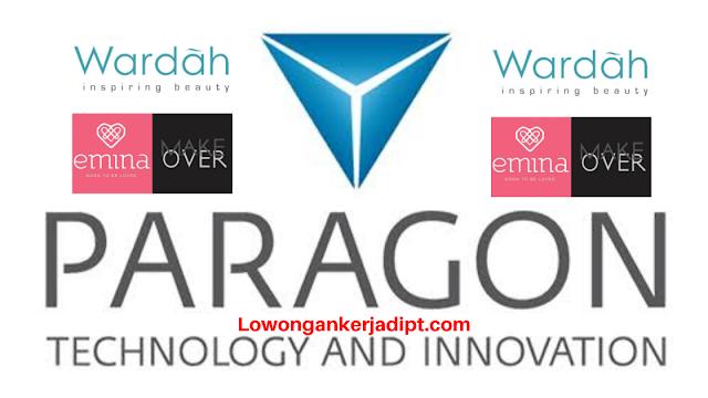 Lowongan Kerja PT Paragon Technology and Inovation