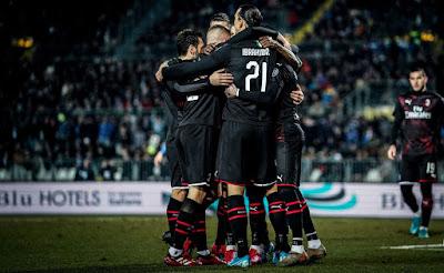 ميلان يواجه فريق ايرلندي في تصفيات الدوري الأوروبي