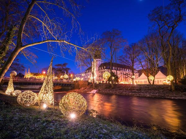CtC 2018: Uferlichter Bad Neuenahr - Lichterzauber zur Adventszeit