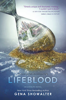 Book Review and GIVEAWAY: Lifeblood (Everlife #2), by Gena Showalter