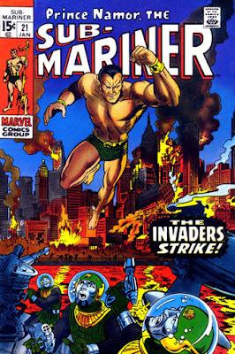 Sub-Mariner #21