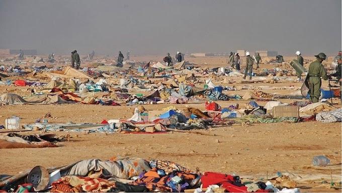 Los presos políticos saharauis de Grupo Gdeim Izik inician una huelga de hambre.