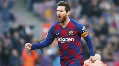 Getafe Kecewa Gagal Memakai Tenaga Messi 2020