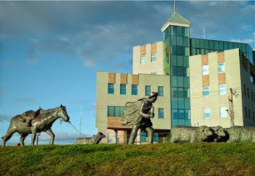 Monument to the Shepherd, Punta Arenas.