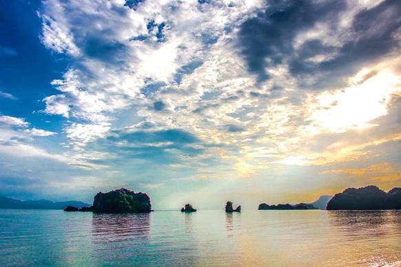 pantai tanjung rhu langkawi