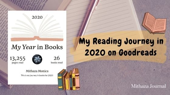 My Reading Journey in 2020 on Goodreads