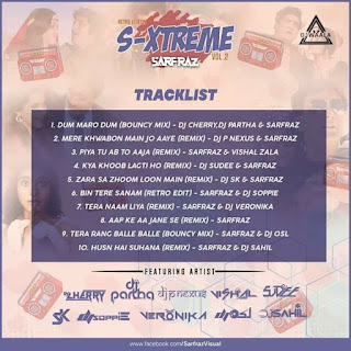 S - XTREME VOL.2 - (RETRO EDITION ) - SARFRAZ