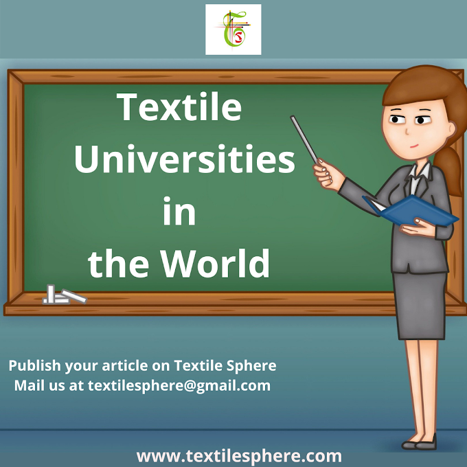 Textile Universities in the World || List || Top Textile Universities